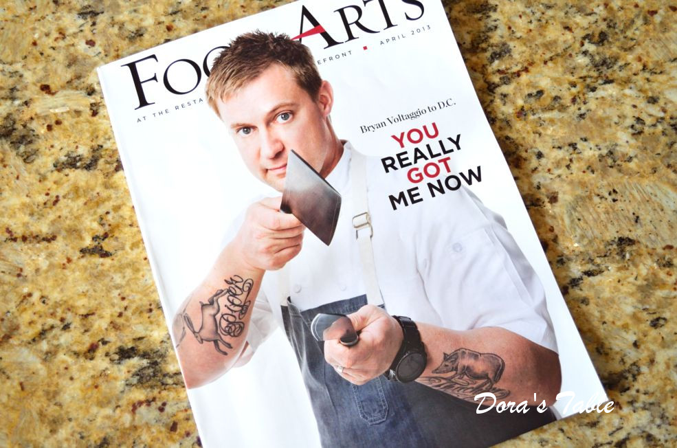 Latest edition of FoodArts